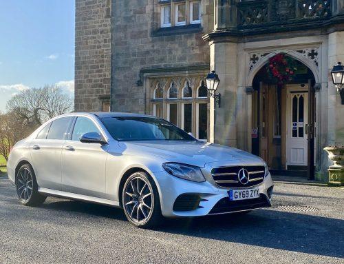 Mercedes E Class Hire in Derby