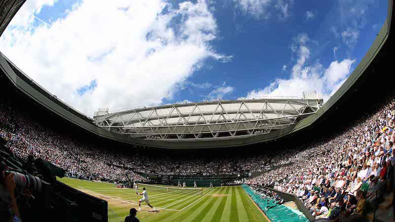 Derby to Wimbledon Tennis Chauffeur Service