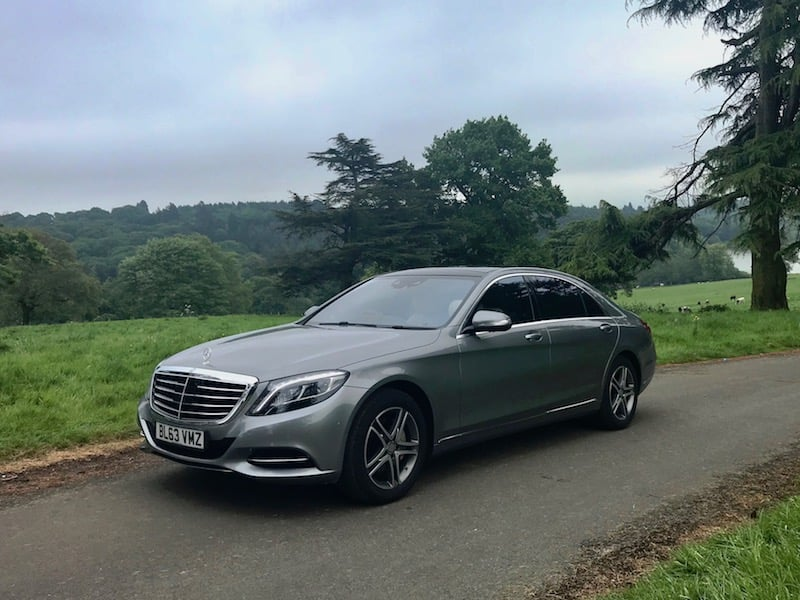 Chauffeur Mercedes Transfers with A52 Executive Cars
