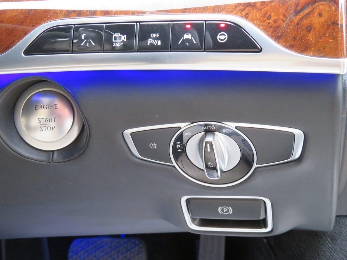 Luxury Mercedes Chauffeur Travel