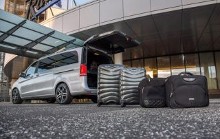 Derby Airport Transfer Minibus