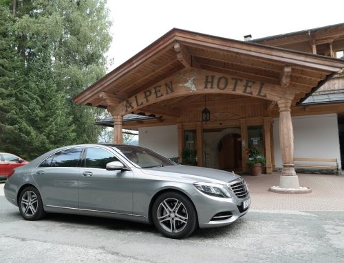 Hi, Can you pick us up in Austria? A52 Executive Cars to the Rescue