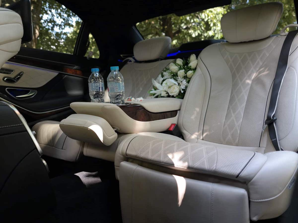 Perfect Wedding Car Chauffeur Hire in Ockbrook