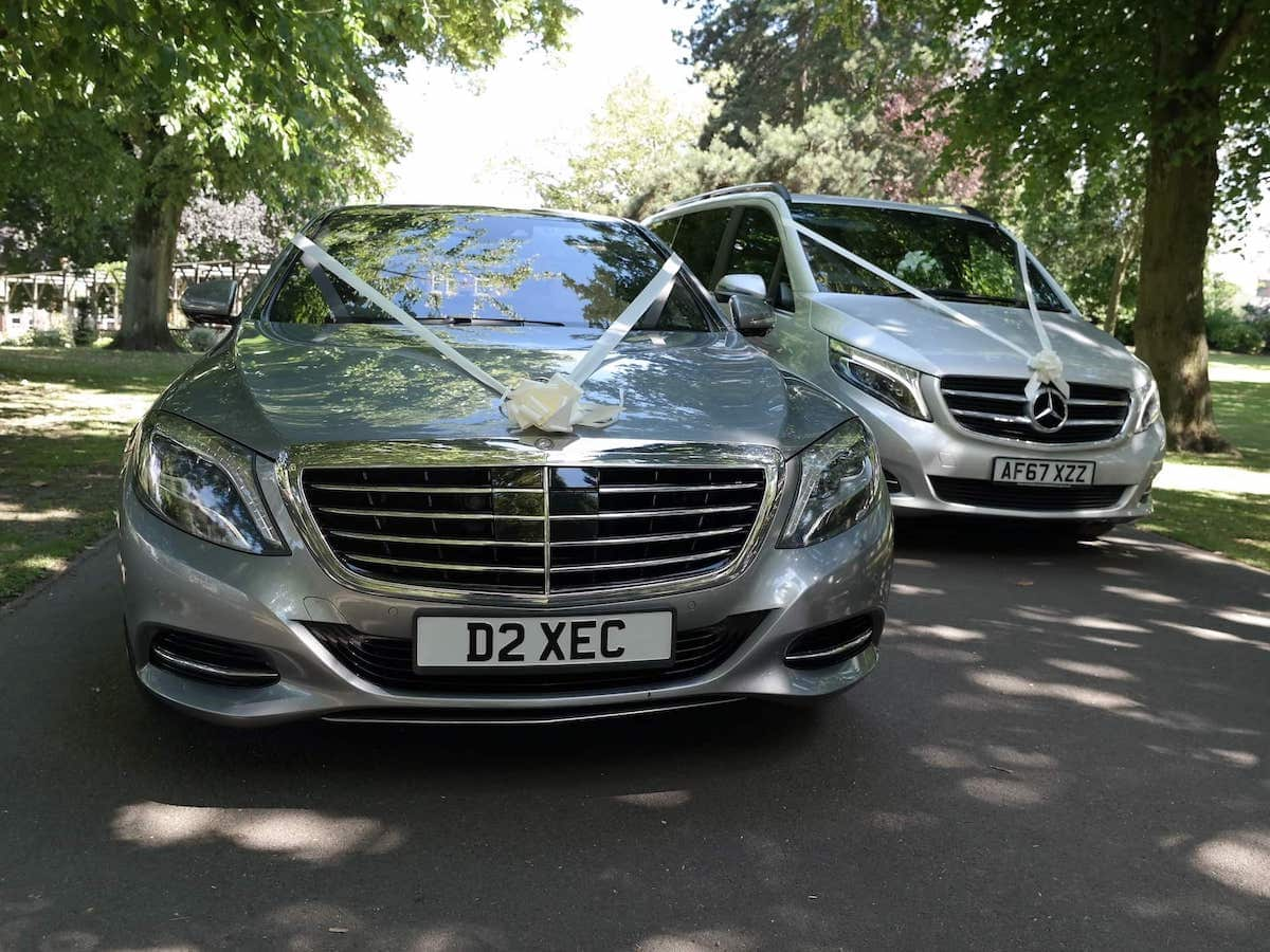 Perfect Wedding Car Chauffeur Hire in Shardlow, Derbyshire