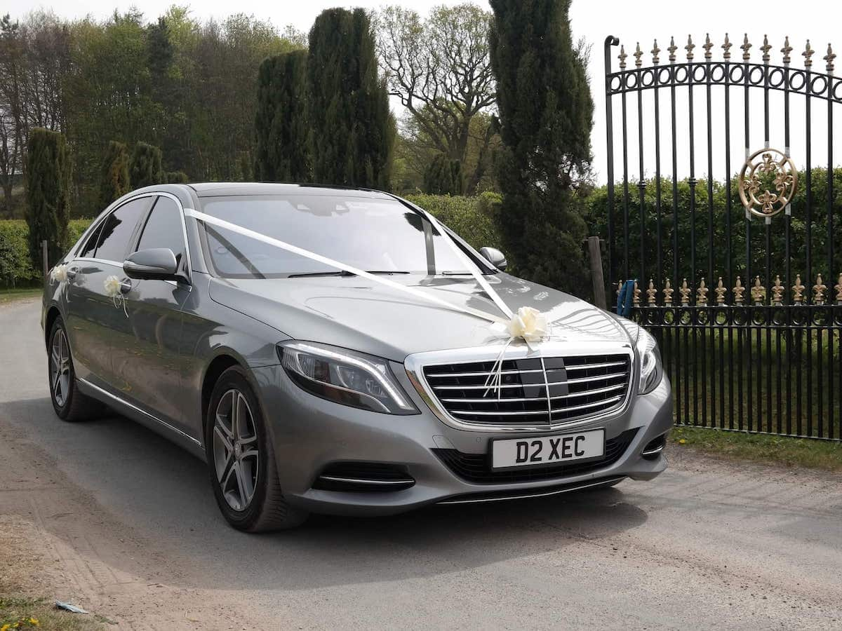 Perfect Wedding Car Chauffeur Hire in Littleover, Derby