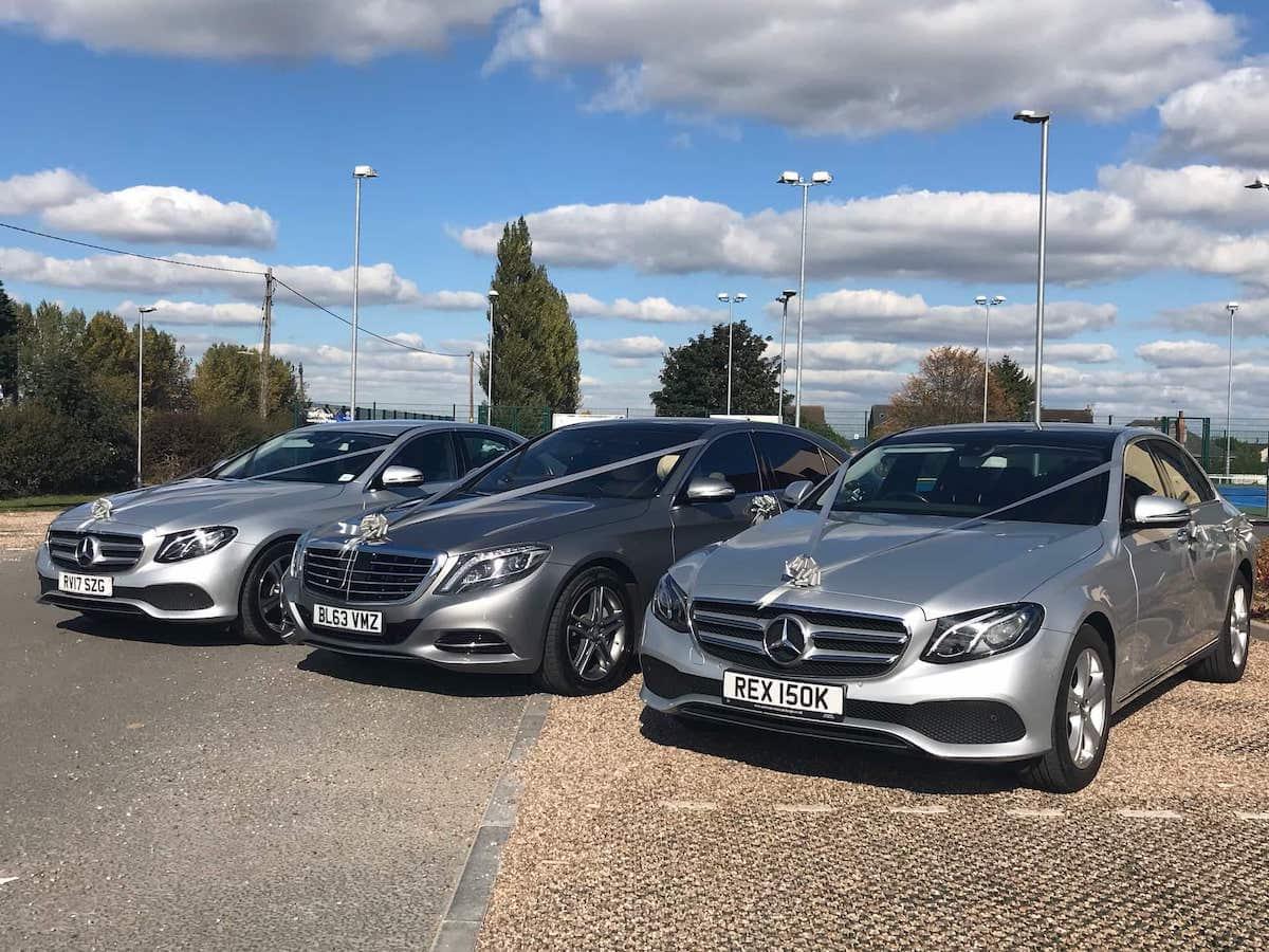Mercedes E Class Wedding Cars