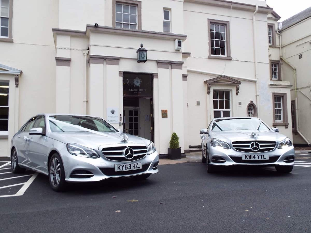 2 of A52 Executive Cars Mercedes E Class Wedding Cars in Nottingham