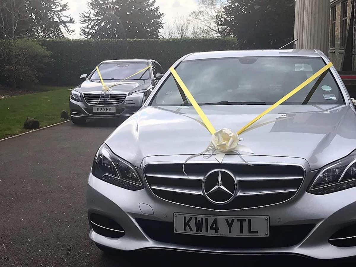 Wedding Cars in Oakwood, Derby