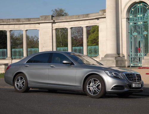Our New Mercedes S Class Chauffeur car
