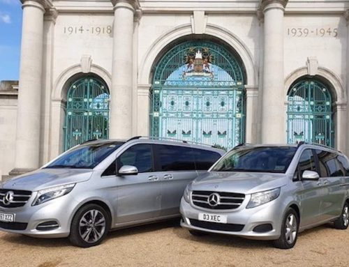 The cost of an Executive car service
