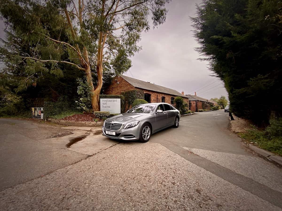Chellaston Chauffeur Hire Mercedes S Class