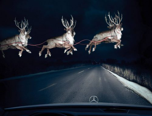 Be Chauffeured this Christmas