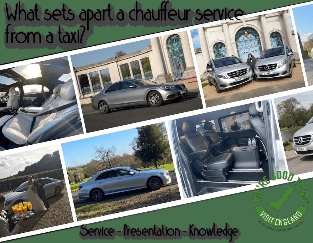 A52 Executive Cars Derby Chauffeur Fleet