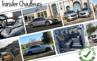 Private Hospital Transfer Chauffeur in Derby