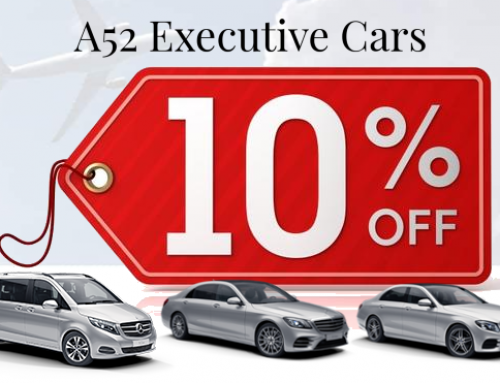 Discounted Chauffeur hire in Derby and Derby Executive Airport Transfers