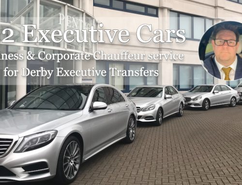 Executive Business travel company in Derby and Corporate Chauffeur Hire Derby