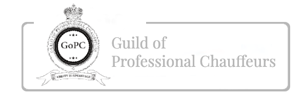A52 Executive Cars are proud members of the Guild of Professional Chauffeurs