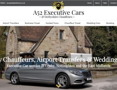 Follow A52 Executive Cars on Social Media